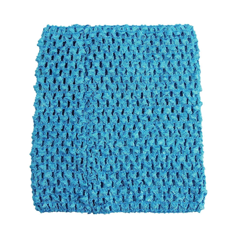 Wholesale Princess 6 Crochet Tutu Top (Turquoise)