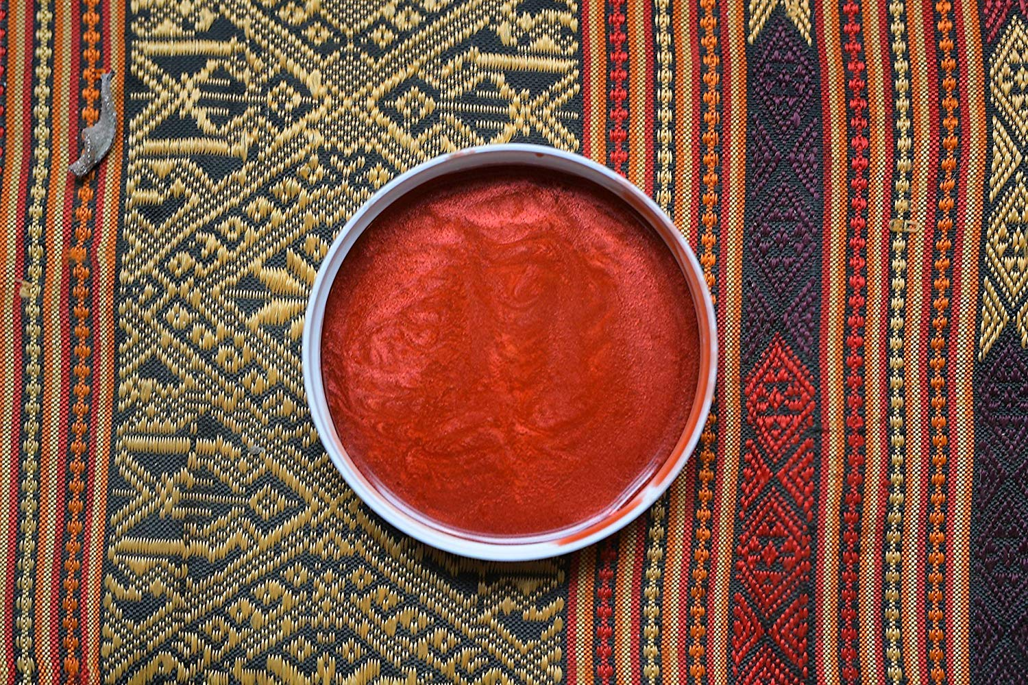 Tru Lustre Metallic Pigment | Mica Powder for Epoxy, DIY Crafts, and More (Ruby Red, 6 oz.)