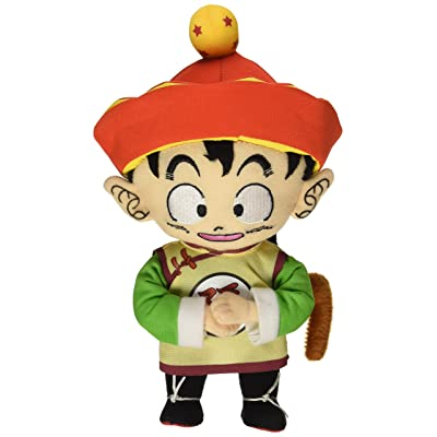"Great Eastern GE-52682 Dragon Ball Z 9"" Son Gohan Child Stuffed Plush Plush: Toys & Games"