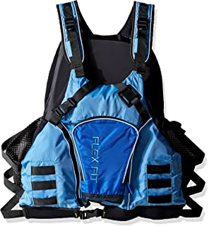Paddle Sports Life Vest UL Type 3 Harmony Gear Flex Fit PFD Kayaking Life Jacket Two Tone Red//Black| USCG Approved
