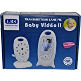 LBS Medical Baby Video II Ecoute-bébé
