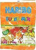 Haribo Funny Mix Bag 160 g (Pack of 12)