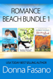 Romance Beach Bundle 1: Nanny and the Professor, Taking Love in Stride, Mountain Laurel (Romance Beach Bundle Series)