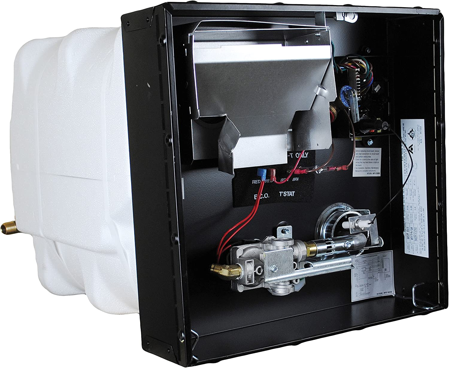 10 Gallon LP//Electric Atwood 94026 XT Water Heater