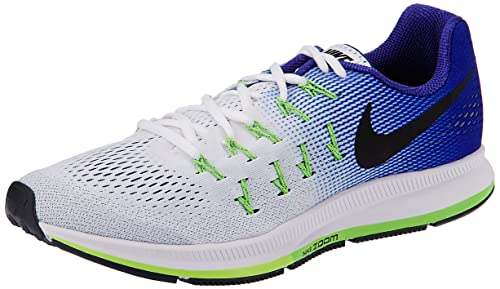 Image Unavailable. Image not available for. Colour  Nike Men s Air Zoom  Pegasus 33 White 980e45456