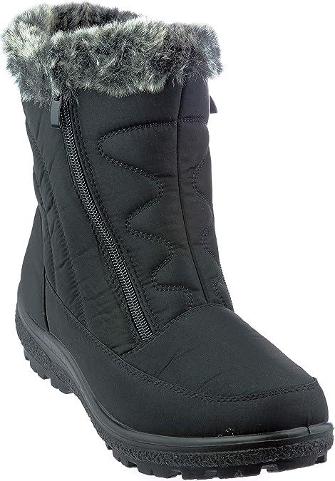 wolfsburg7 Womens Winter Boots Mid-Cap
