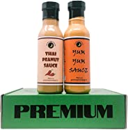 Asian Sauce Monthly Subscription Box - 2 Pack