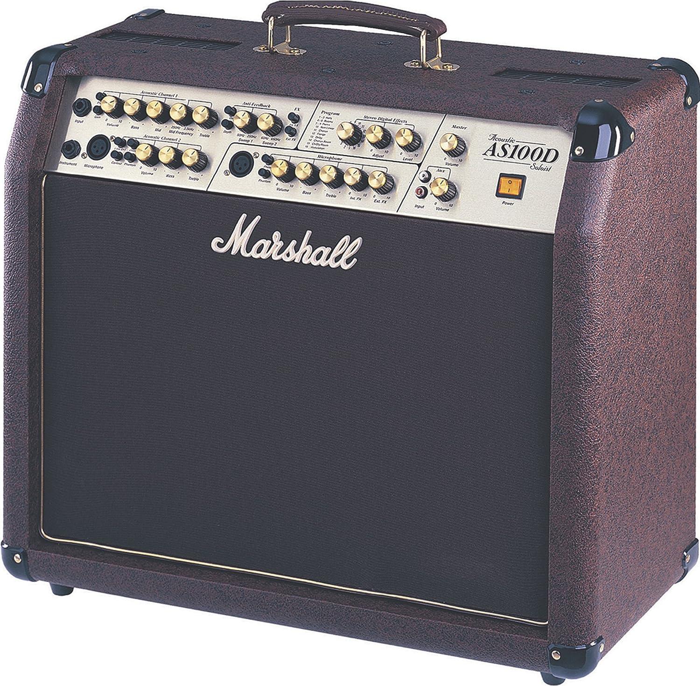 Amplificador guitarra marshall combo acustico 100w: Amazon.es ...