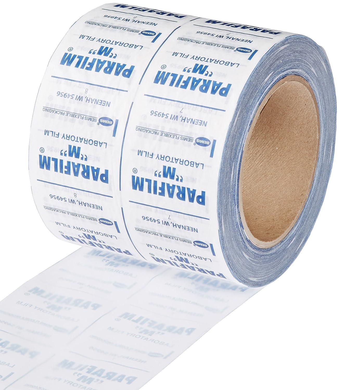 Parafilm M Roll, 125' Length x 4' Width 125' Length x 4 Width HS234526B