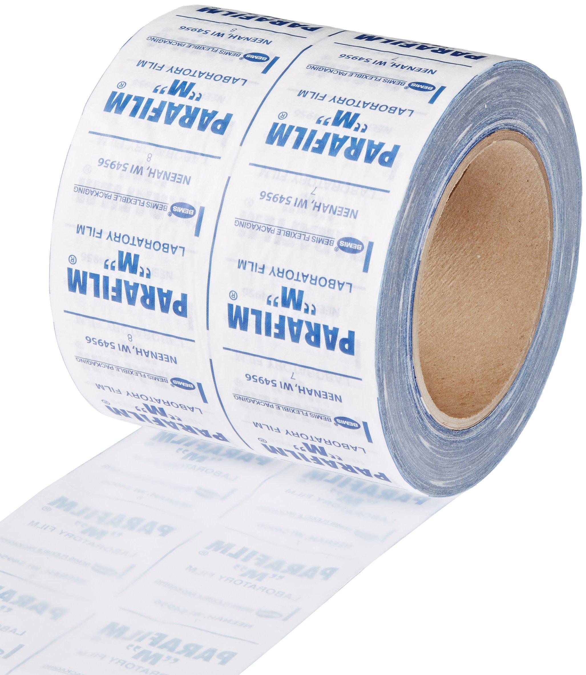 Parafilm M Roll, 125' Length x 4'' Width