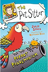 The Pet Sitter: Parrot Pandemonium Kindle Edition