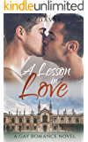 A Lesson in Love: Gay Romance Novel