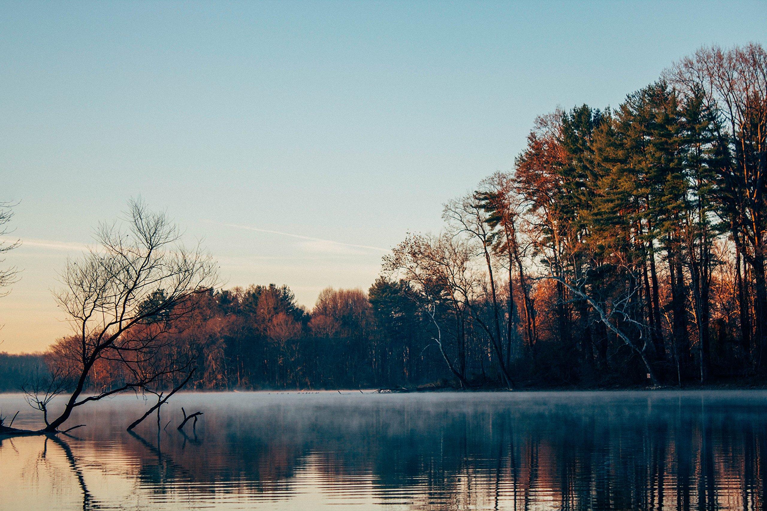 Fall Lake by