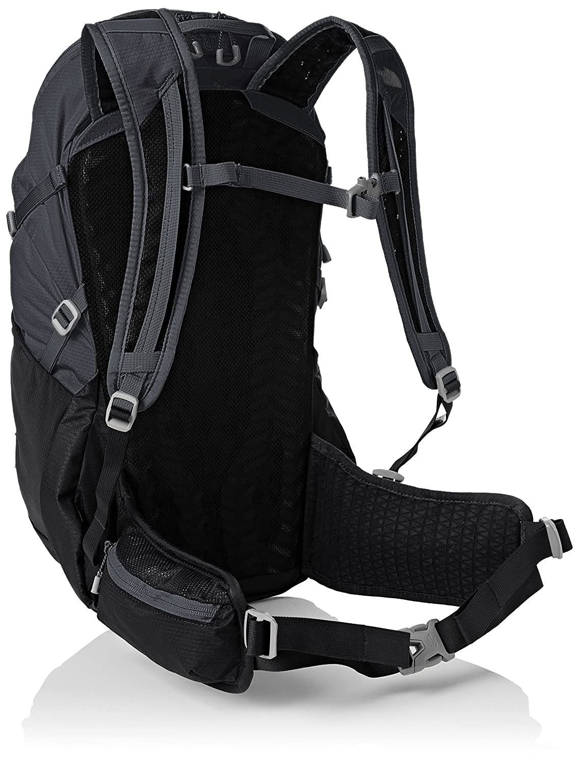 The North Face Mochila, Unisex Adulto, Litus 22-Rc Asphltgr/Tnfblk, Talla Única: Amazon.es: Deportes y aire libre