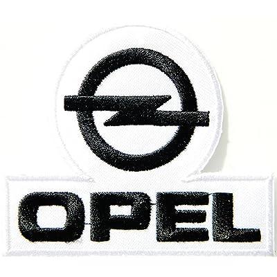 Patch Iron on Fabric for OPEL Car Garage T shirt Cap Emblem Badge Logo Clothing