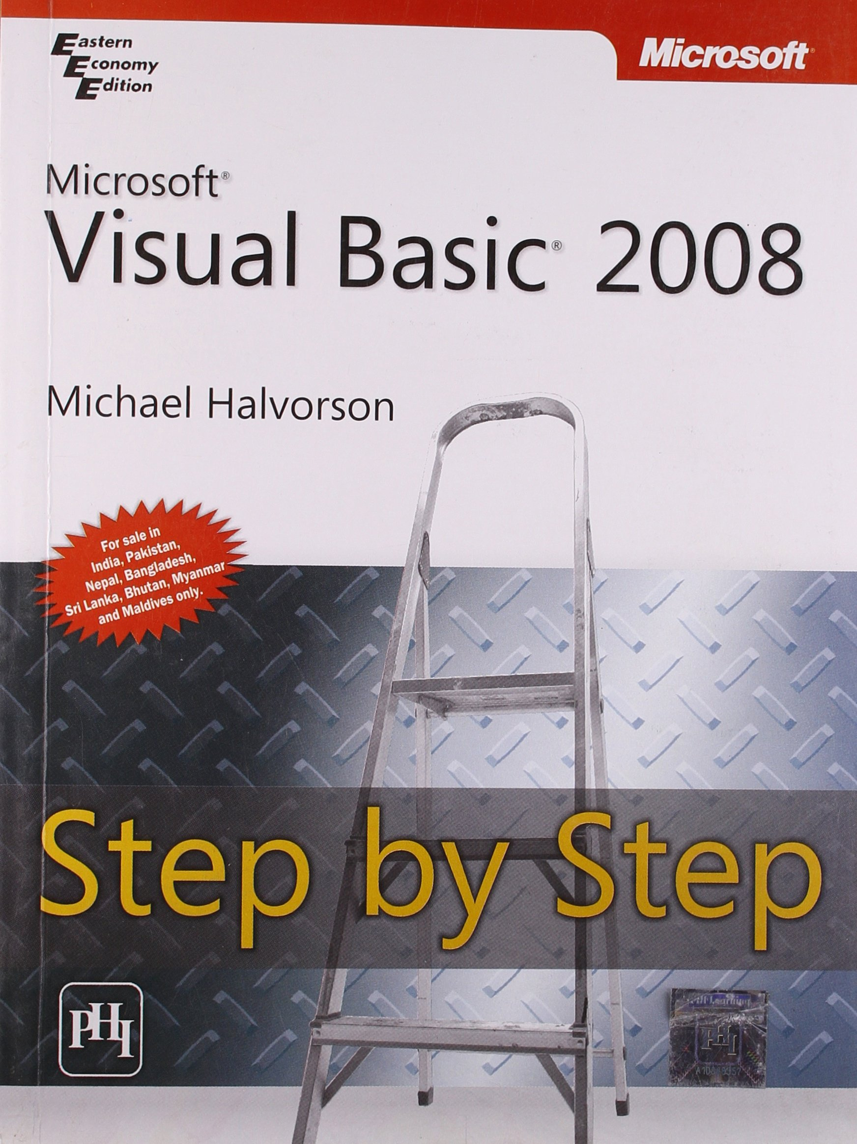 Microsoft Visual Basic 2008: Step by Step: Michael Halvorson:  9788120334588: Amazon.com: Books