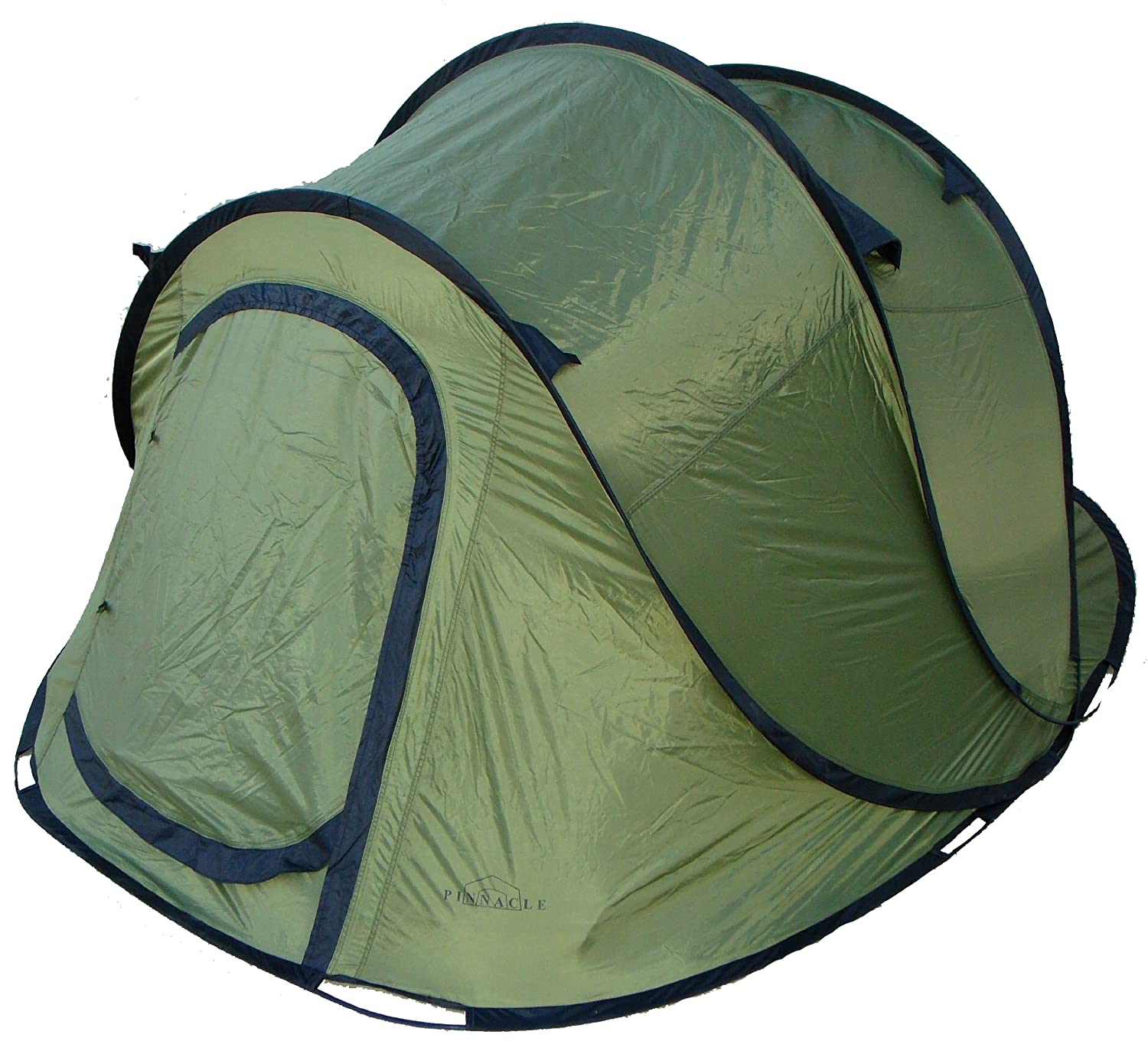 Amazon.com  Pinnacle Tents Pop Up C&ing Tent - 2 Person  Sports u0026 Outdoors  sc 1 st  Amazon.com & Amazon.com : Pinnacle Tents Pop Up Camping Tent - 2 Person ...
