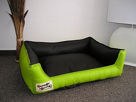 Cama para perros Perros sofá Dormir Espacio piel sintética ...