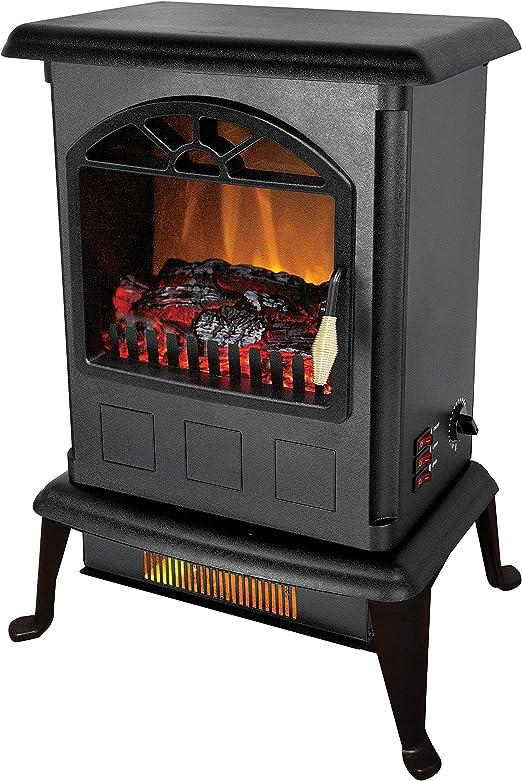 Warm Living Infrared Quartz Heater 1500W With Remote WLSP18
