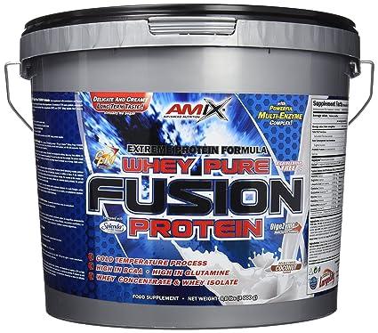 Amix Whey Pure Fusion, Proteínas, 4000 g