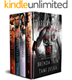 Dark Warrior Alliance Boxset Books 5-8
