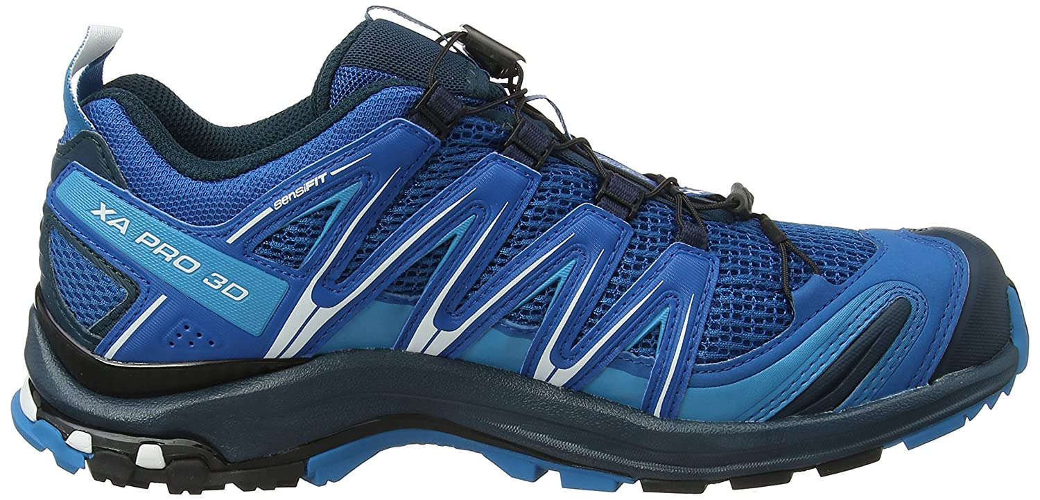 Salomon Mens Xa Pro 3D Trail Running Shoes