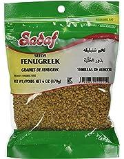 Sadaf Fenugreek Seeds, 168 Grams