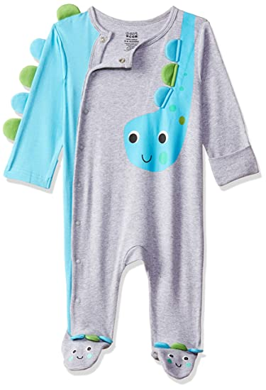 dbe99e24cb22 Mini Klub Baby Boy s Multicolor Sleep Suit  Amazon.in  Clothing ...