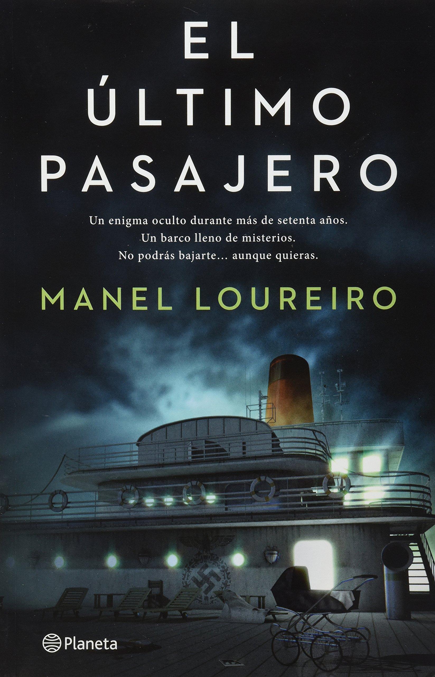 El último pasajero (Spanish Edition) PDF