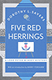 Five Red Herrings: Lord Peter Wimsey Book 7 (Lord Peter Wimsey Series)