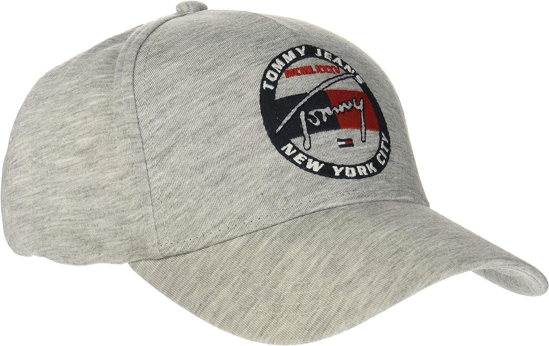 Tommy Hilfiger TJM Heritage Embroidery Cap Gorra de béisbol para Hombre