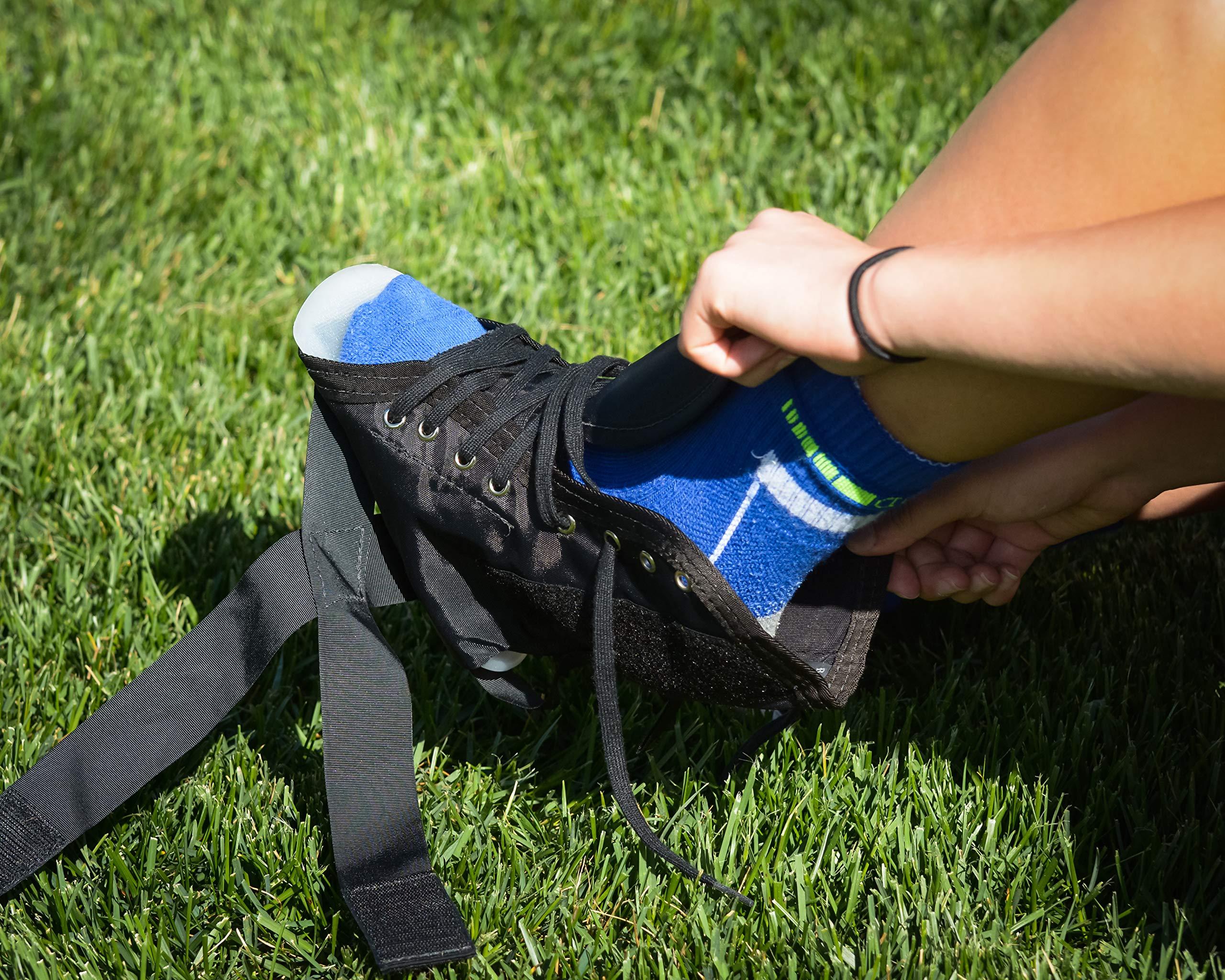 Badger Ankle Braces (Men's 10 Right) by Badger Braces, LLC (Image #2)