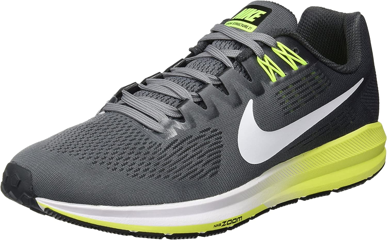 Nike Men s Air Zoom Structure 21 Running Shoe