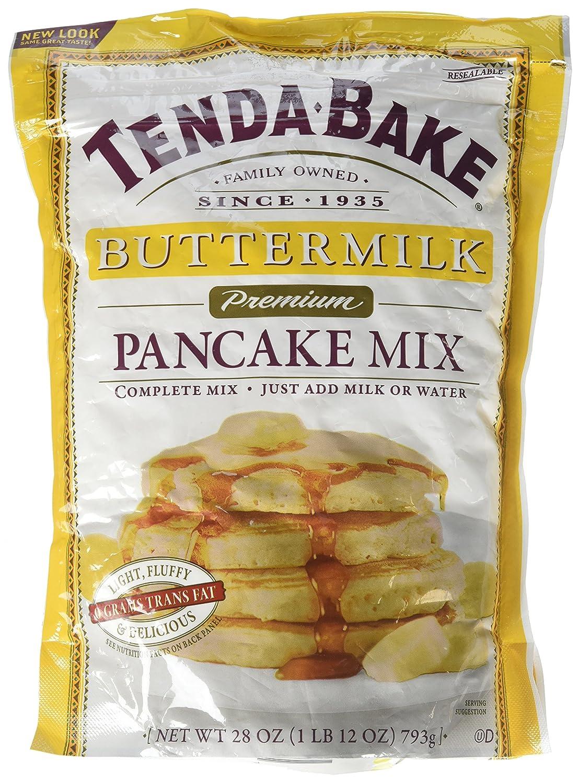 Tenda-Bake Mezcla de panqueques de suero de leche: Amazon.es: Alimentación y bebidas