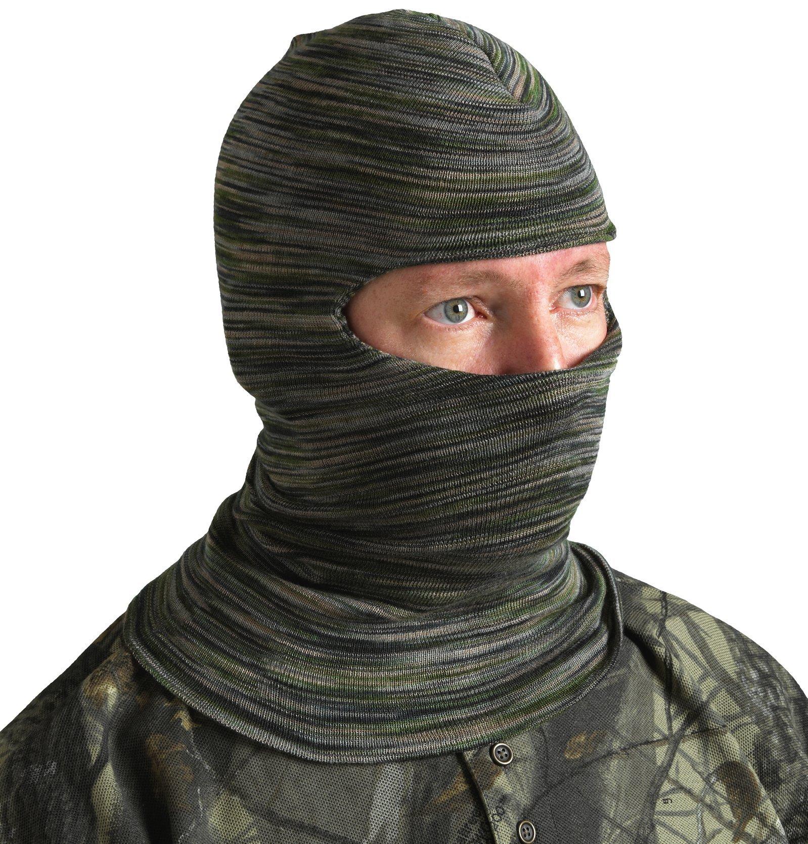 Alaska Game Alaska Camo Face Mask