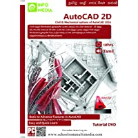 InfoMedia Autocad 2D(CD)