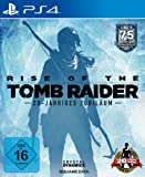 Square Enix PS4 Rise of the Tomb Raider