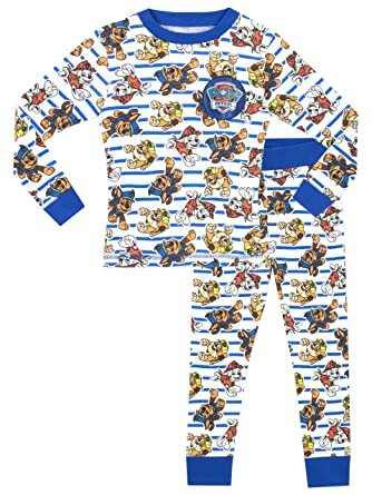 Amazon.com  Paw Patrol Boys  Paw Patrol Pajamas  Clothing 56ab8edea