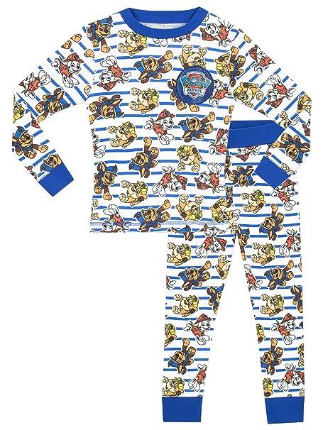 La Patrulla Canina - Pijama para Niños - Paw Patrol - Ajuste Ceñido - 18 -
