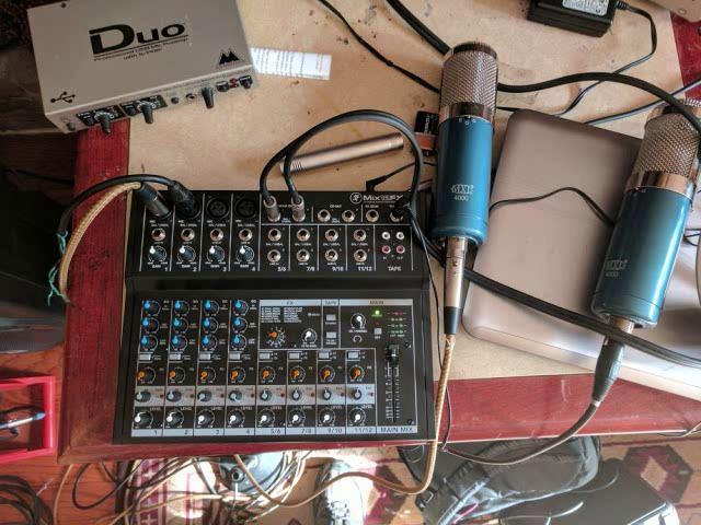 Mackie mix12fx – thomann uk.