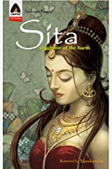 Sita: Daughter of the Earth - A Graphic Novel (Campfire Graphic Novels) Paperback