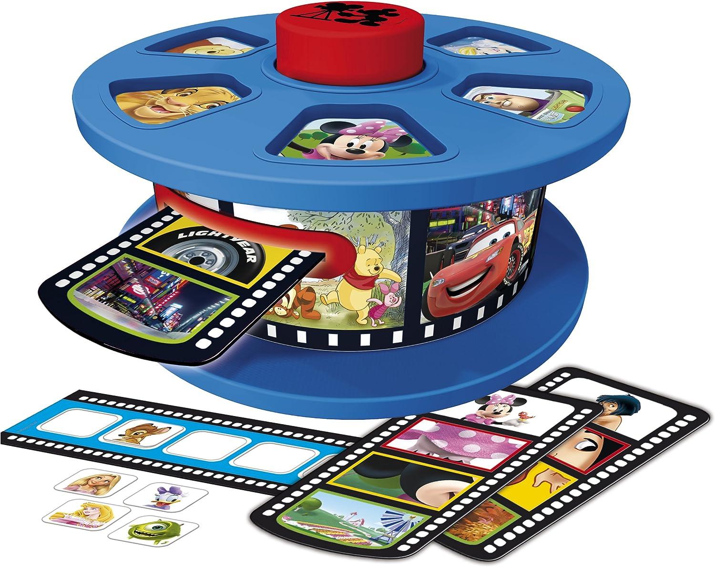 Educa Borrás Pista A La Vista Disney, 33.5 x 29.0 x 9.7 (15380) , color/modelo surtido: Amazon.es: Juguetes y juegos