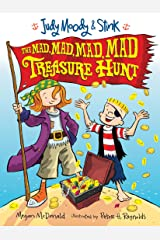 Judy Moody and Stink: The Mad, Mad, Mad, Mad Treasure Hunt Kindle Edition