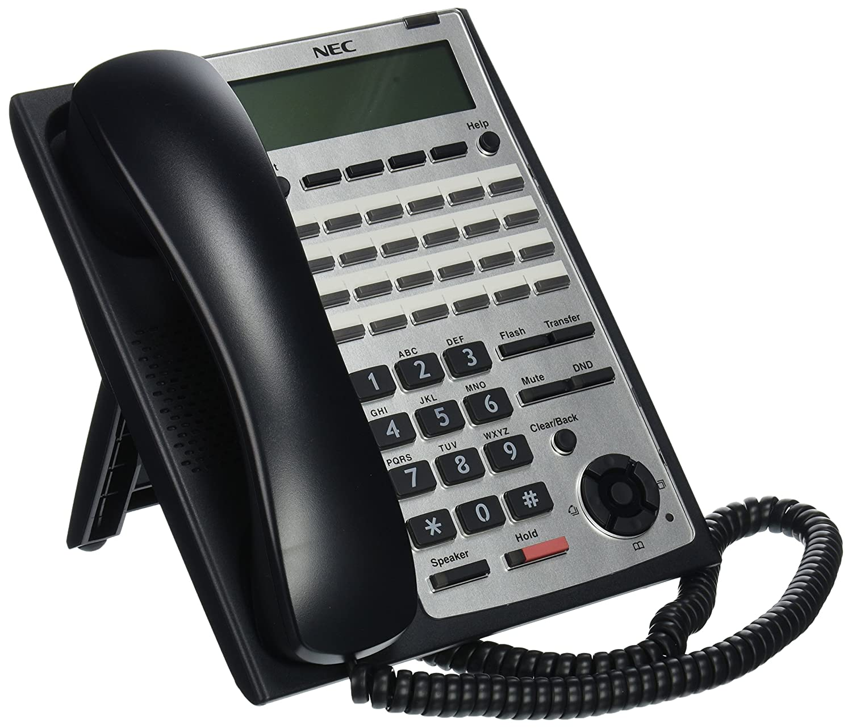 NEC SL1100 24-Button Digital Telephone (Black) NEC-1100063