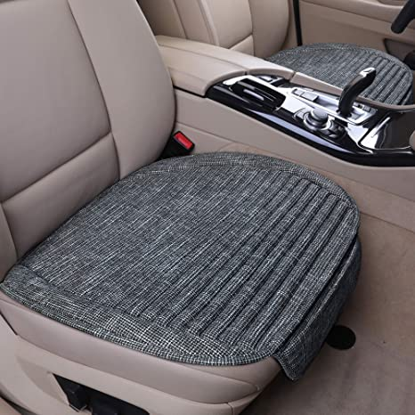 Amazon.com: LUCKYMAN CLUB - Cojín para asiento de coche con ...