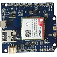 Botletics SIM7000 LTE CAT-M1 NB-IoT Cellular GNSS Arduino Shield Antenna (SIM7000E)