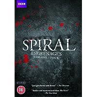 Spiral - Complete Series 1-4 [DVD]