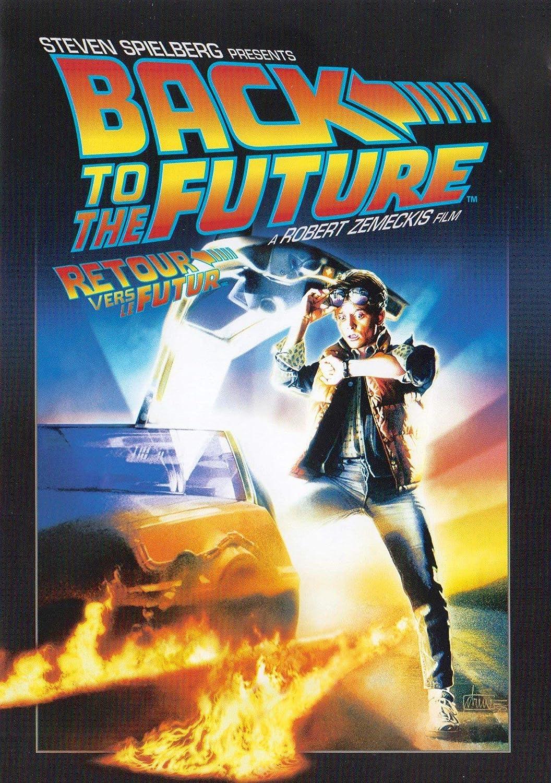 Back to the Future (Bilingual) Michael J. Fox Christopher Lloyd Lea Thompson Thomas F. Wilson