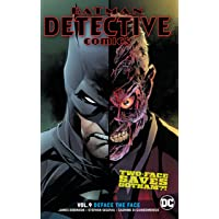 Batman Detective Comics Vol. 9 Deface The Face