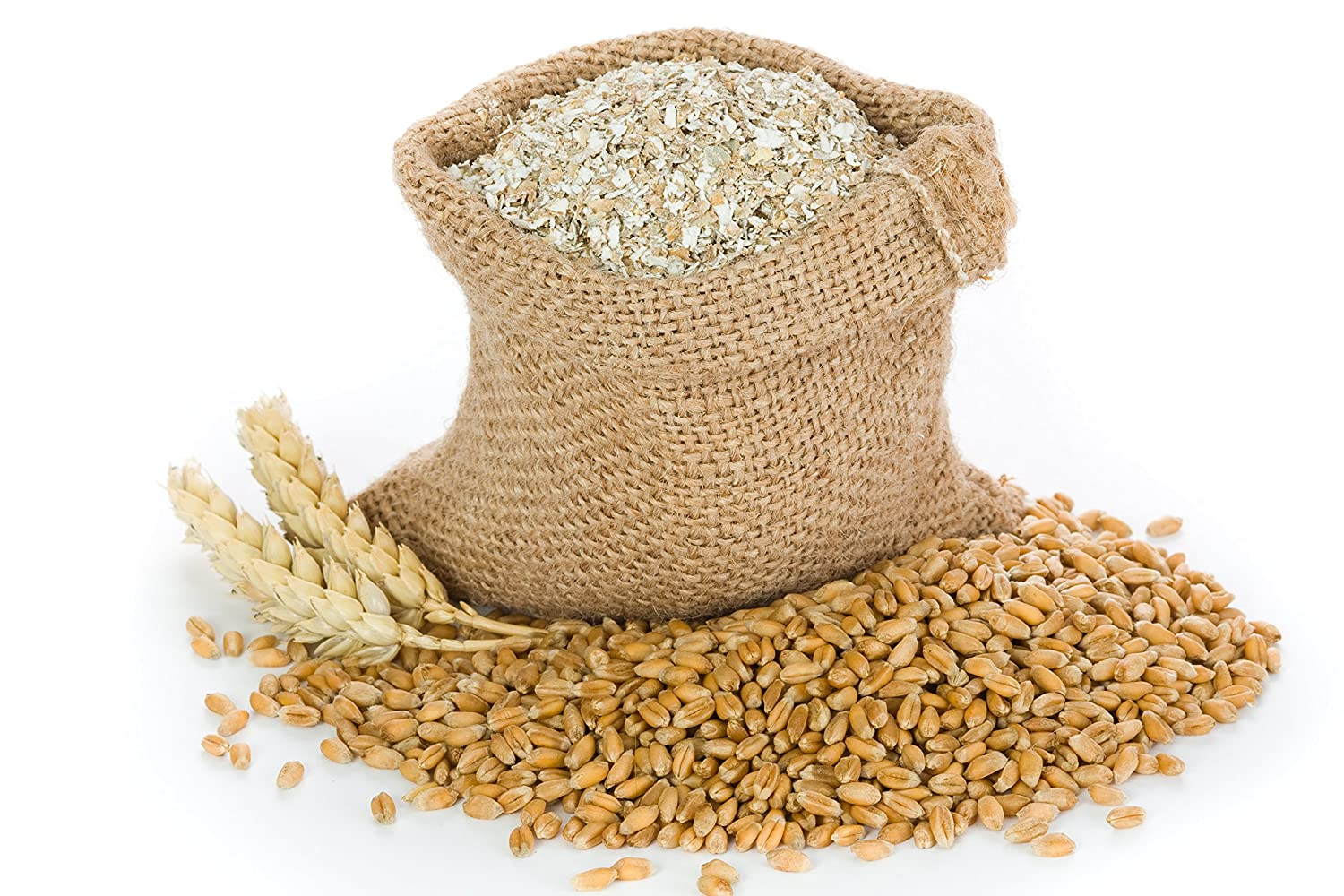 5LB Wheat Bran Bedding, Food for Mealworms and Superworms